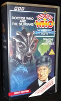 Doctor Who and the Silurians - Video Double Pack